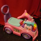 Fisher Price ride on toy/car in Oswego, Illinois