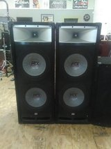 Pa Speakers in Kingwood, Texas