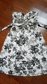 WHBM floral bustier dress in Lockport, Illinois