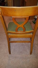 Vintage chair in Plainfield, Illinois