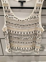 Forever 21 Top- Size L in Naperville, Illinois