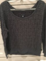American Eagle Top- Size L. Grey. in Naperville, Illinois