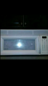 White Whirlpool Microwave in Fairfield, California