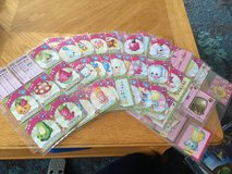 Reduced: Shopkins Trading Cards (over 100) in Chicago, Illinois