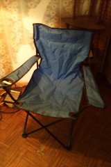 Folding Camp Chair in Yucca Valley, California