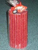 """NWT 6"""" sparkly candle in Chicago, Illinois"""