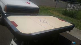 Harvard air hockey table in Tacoma, Washington