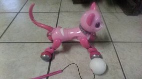 Zoomer Kitty (Pink) in Keesler AFB, Mississippi