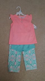NEW Carter's 4t Girls pajamas in Bartlett, Illinois