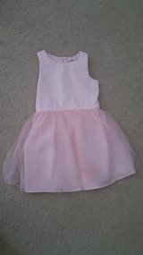 Carter's 4t Pink Velvet and Tulle Dress in Bartlett, Illinois