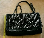 INC international concepts black studded purse in Elizabethtown, Kentucky