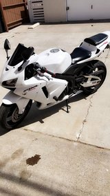 2006 Honda cbr 600 rr in Oceanside, California