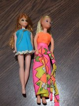 Vintage Mini Barbies: Mattel & Topper in Kingwood, Texas