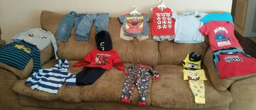 Boys 18 months 22 pc lot in Fort Campbell, Kentucky