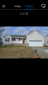 3 bedroom/ 2 bath ...for sale by owner in Clarksville, Tennessee