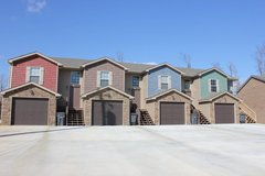 Beautiful Townhomes in Fort Campbell, Kentucky