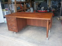 Solid Wood Desk in Fort Campbell, Kentucky