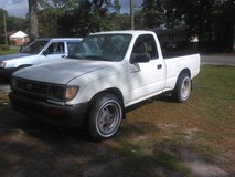 Toyota Tacoma 2x4 5speed need tires in Perry, Georgia