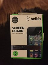 Belkin Screen Guard iPhone 4/4S in Wiesbaden, GE