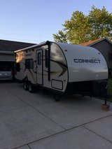2015 KZ Spree Connect Lightweight Travel Trailer w/Rear Bunk Beds in Naperville, Illinois