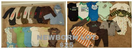 Lot for Baby Boy due in Fall 1 in Beaufort, South Carolina
