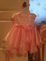 4T Pink ruffly dress in Warner Robins, Georgia