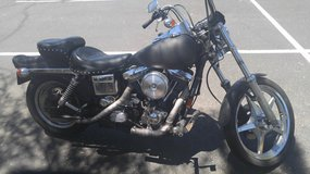 Trade/sale 95 harley dyna wide glide in Luke AFB, Arizona