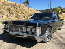 1969 Lincoln Continental Suicide Doors in Camp Pendleton, California