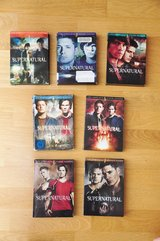 Supernatural Seasons 1-7 in Stuttgart, GE