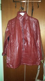 Brown Leather Jacket in Travis AFB, California