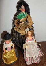Set of 3 Vintage Dolls in Kingwood, Texas