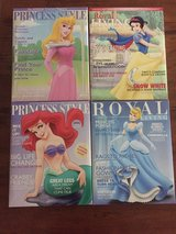 set of 4 Disney wall hangings in Chicago, Illinois