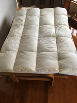 Feather Bed Mattress Topper in Okinawa, Japan