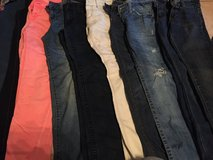 Skinny jeans in Naperville, Illinois