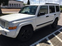 2006 JEEP COMMANDER (AUTOMATIC) in Los Angeles, California