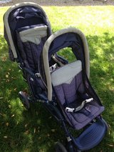 Graco Double Stroller in Glendale Heights, Illinois