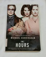 THE HOURS paperback in Fort Benning, Georgia
