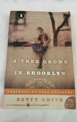 A TREE GROWS IN BROOKLYN paperback in Fort Benning, Georgia