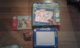 REDUCED! Leapfrog imagination desk in El Paso, Texas
