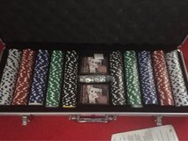 Brand New Poker Set in case in Fort Rucker, Alabama