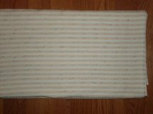 Fabric - Light brown and white - flecks - 2 5/8 yds in Glendale Heights, Illinois