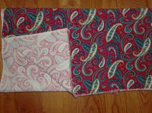 Fabric - Paisley corduroy in Wheaton, Illinois