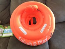 Baby swimming pool float in Ramstein, Germany