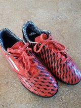Adidas indoor soccer shoes size 4 1/2 in Naperville, Illinois