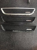 TRD Sport Mesh style grilles in Okinawa, Japan