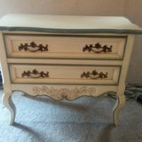 Darling small dresser by Hekman furniture co. Solid wood ornate in Baytown, Texas