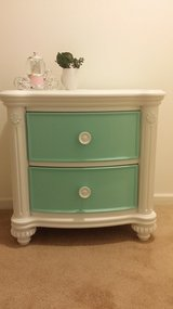 Teal Nightstand in Hinesville, Georgia