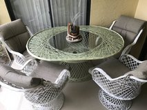 Patio dining set in MacDill AFB, FL