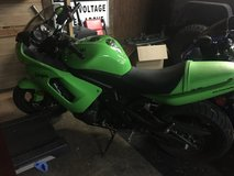 2008 Kawaski 650r in Tacoma, Washington
