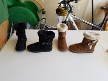 Size 13 girl boots in Watertown, New York